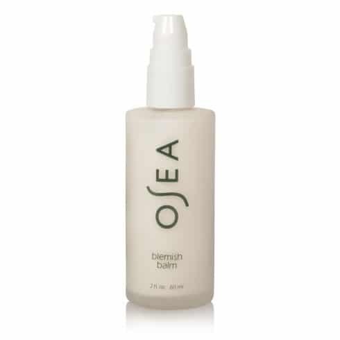 Osea Organic Anti-Acne Blemish Balm actually works!