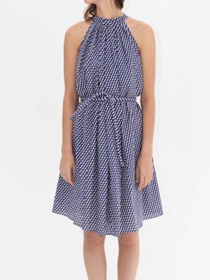 Apiece Apart blue day dress