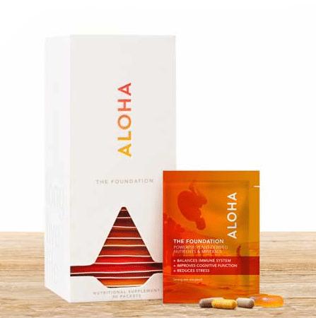 Aloha whole foods supplements