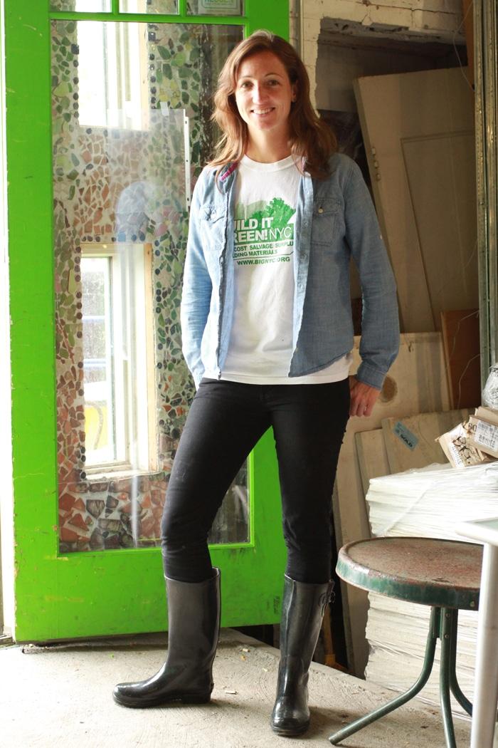 Jaclyn of Build It Green!