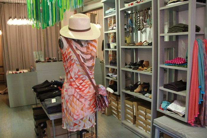 eco-friendly boutique Bhoomki in Park Slope, Brooklyn