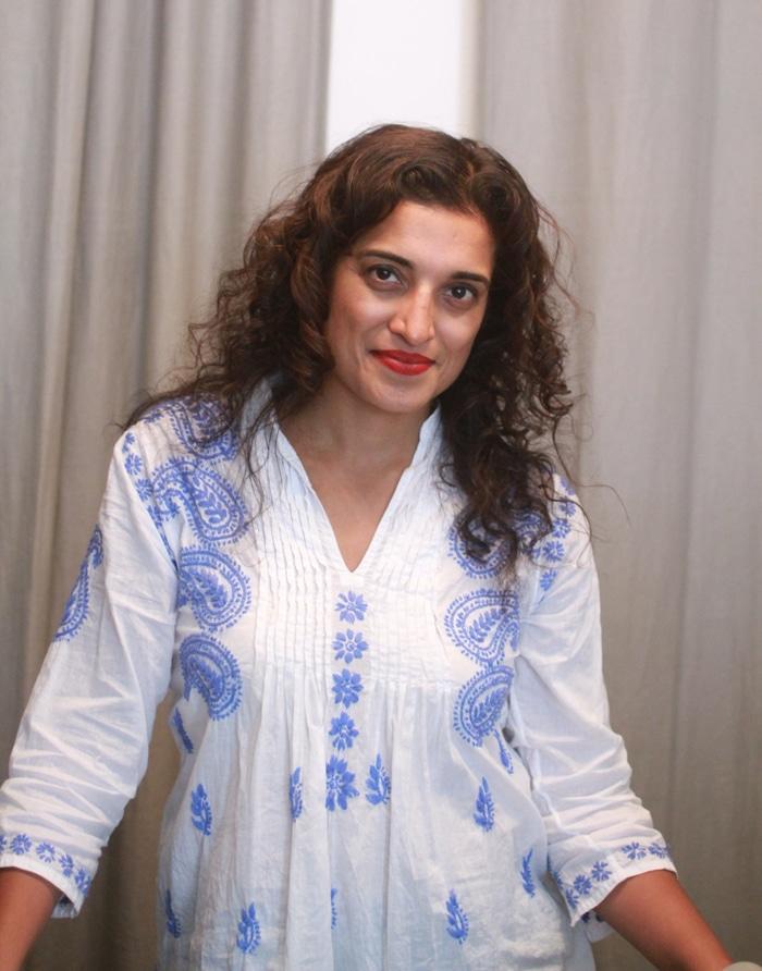 Swati Argade, owner of Bhoomki