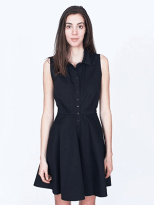 Mary Meyer collared dress