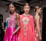 s_Fashion showcase in Naeem Khan