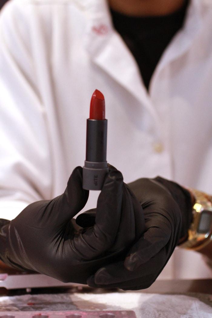Bite Lip Lab custom lipstick