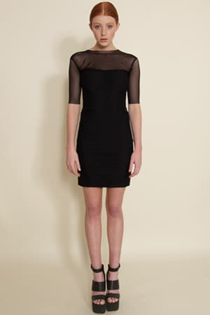 Daniel Silverstein | Zero-waste and oh-so-sophisticated. | Pair with: killer heels and sparkly earrings.