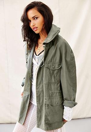 Vintage army coat