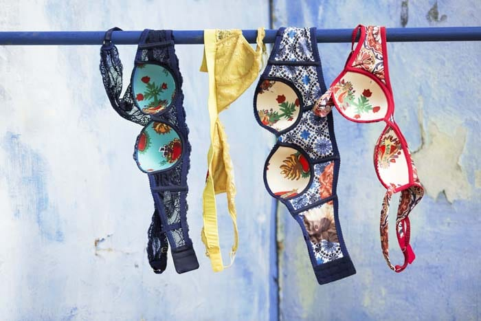 Naja Lingerie // empowering single mothers in developing countries