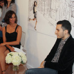 Pictures From the Zero-Waste Fashion Conversation With Daniel Silverstein