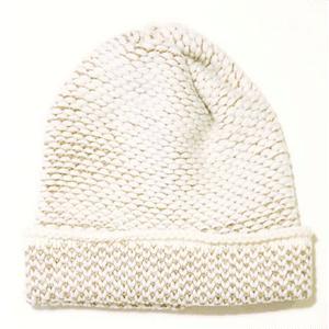 Kordal Knitwear beanie | 50% Wool 50% Alpaca. Made by hand in Brooklyn NY