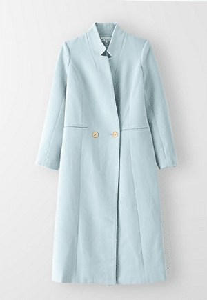 Apiece Apart Wool Coat | Made in NYC