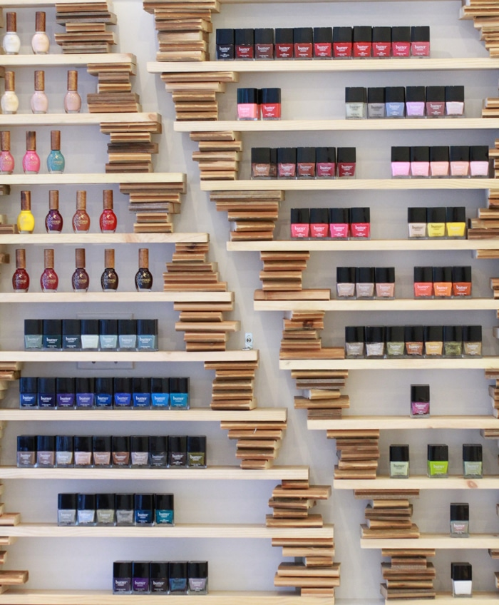 Non Toxic Nail Salon In Williamsburg