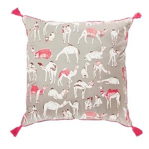 Different Camels Pillow Case