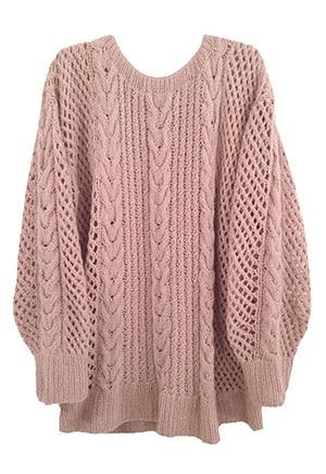 Ryan Roche sweater