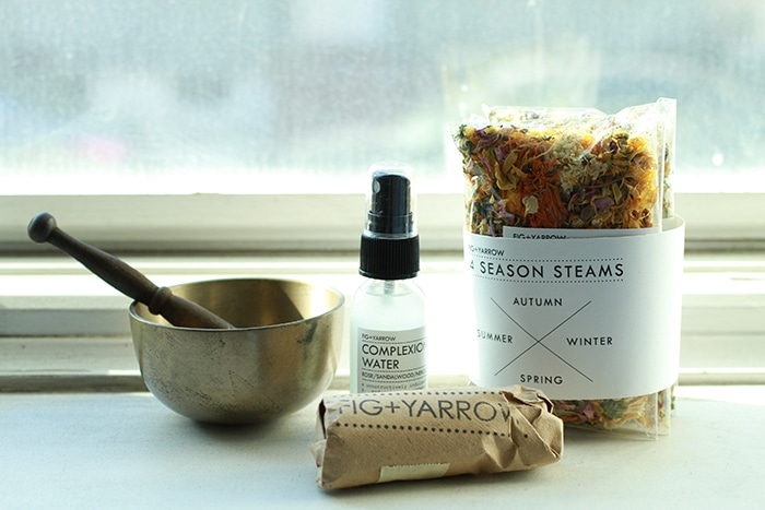 Fig+Yarrow non-toxic skincare from Colorado