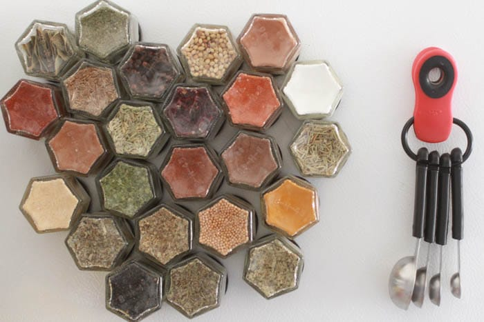 Organic magnetic spices