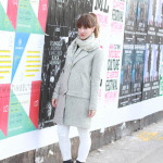 Sustainable Street Style: Winter Whites and Winter Textures