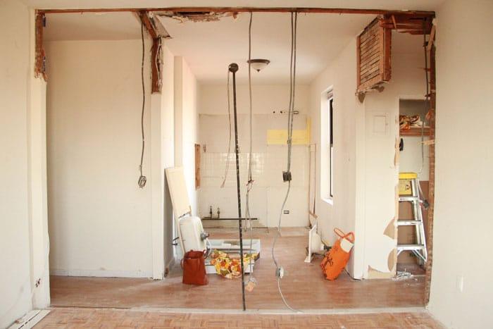Renovation picture-kitchen