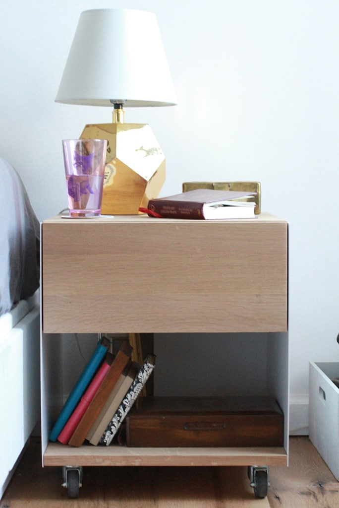 Eco-friendly side table