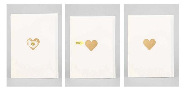 Scratch off Valentine's Day Card