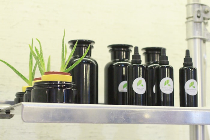 Yarok beauty bar oils