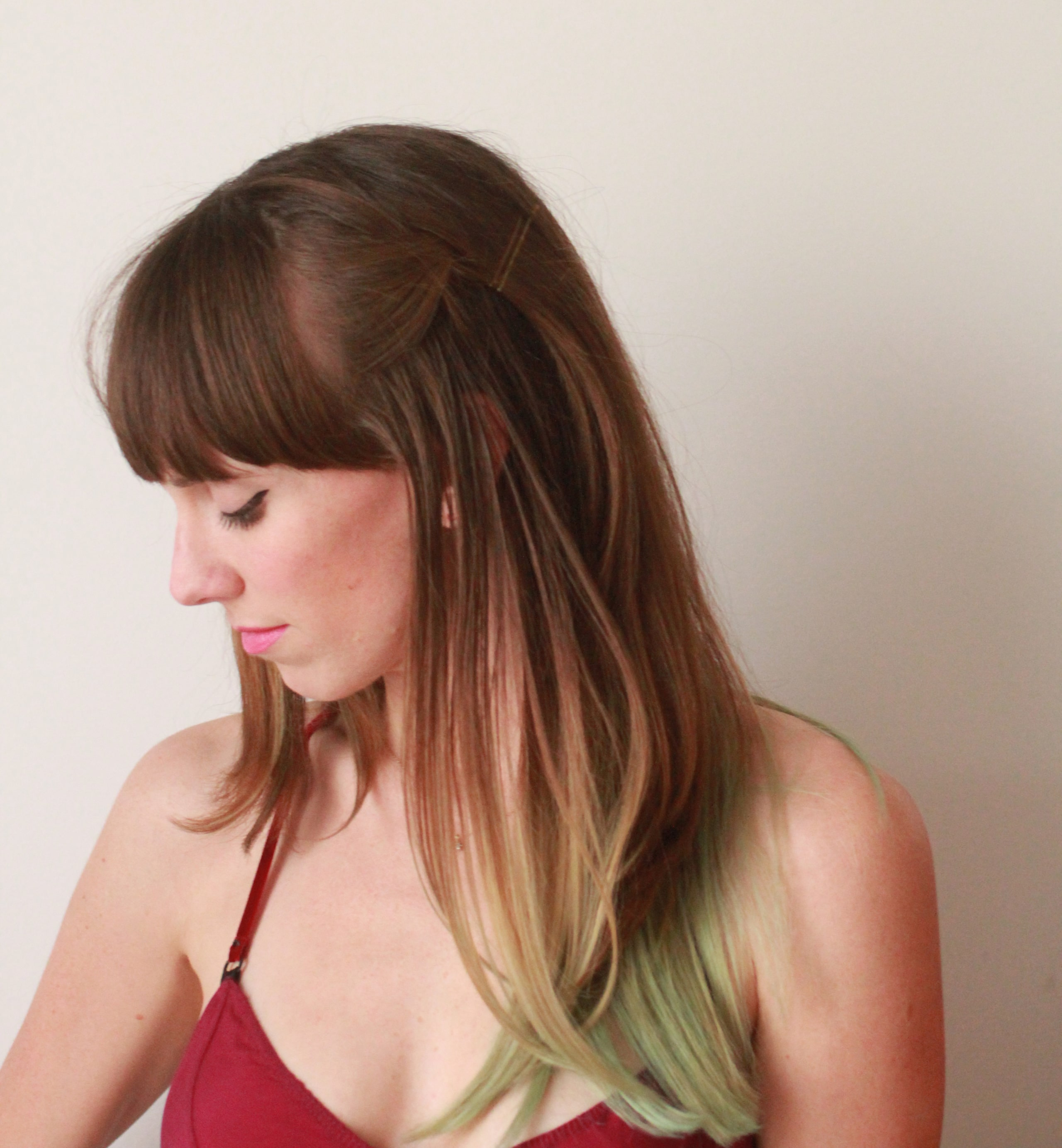 How to Dye Your Hair With Food Coloring: A Non-Toxic ...