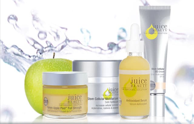 effect of skin care products