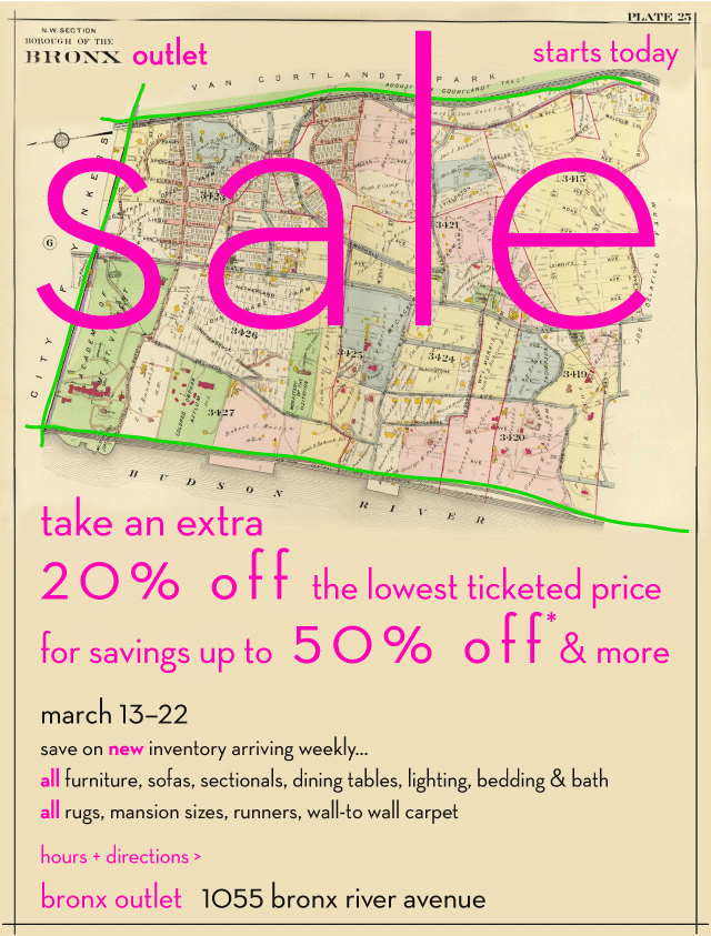 two great sales at my favorite store, abc carpet & home - ecocult