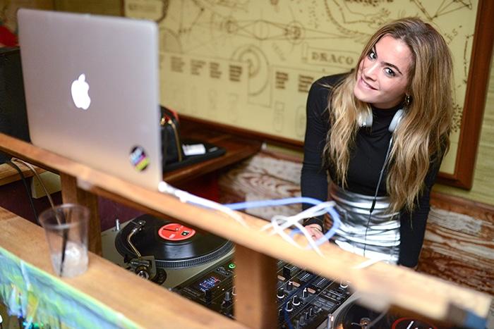 Chelsea Leyland DJed