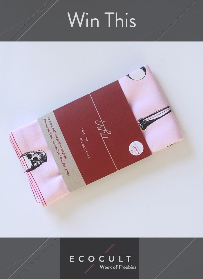 Cute reusable  handkerchief