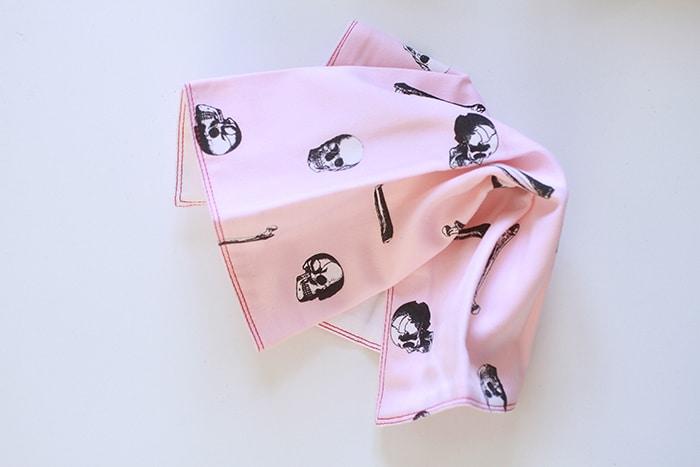 TSHU handkerchief review