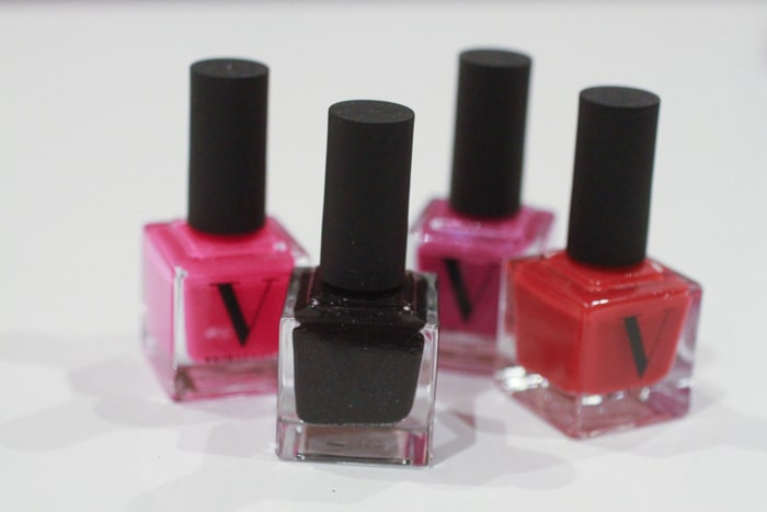 Void 5-free nail polish