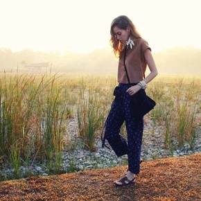 Ikat: Get the Real Thing With MATTER's Artisan Made Pants
