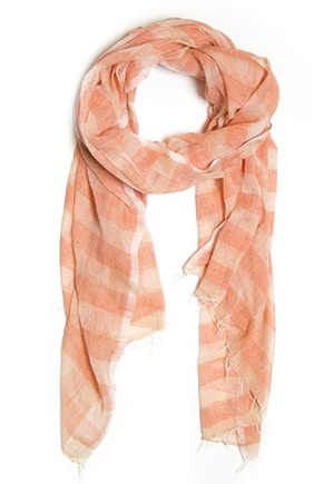Mother's Day gift: Scarf handmade by artisans in Ethiopia