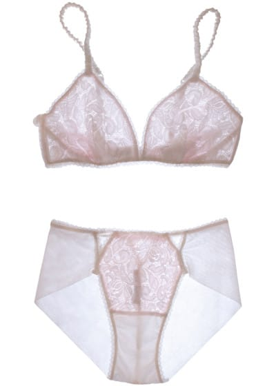 Uye Surana lingerie // made in NYC // #ethical #madeinNY