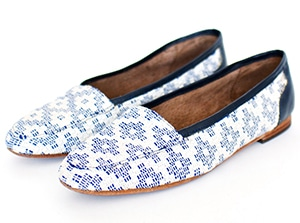 Proud Mary Navajo Loafer // made in Guatemala