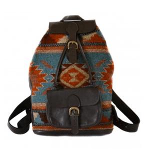 Non-exploitative festival fashion // Backpack handmade by Zapotec artisans in Oaxaca