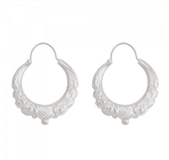 Marawari earrings by Kaligarh
