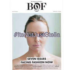 #ITSNOTJUSTSTELLA Wants You to Be Recognized for Your Work in Ethical Fashion, Too