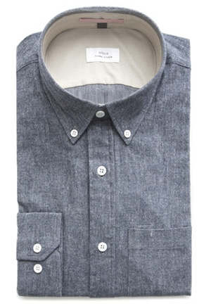 Father's Day // chambray button down