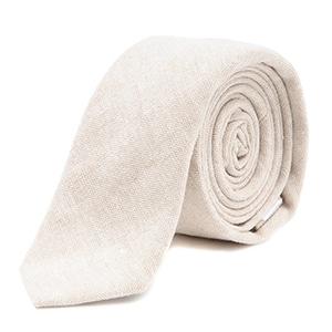 Father's Day // Forage linen necktie