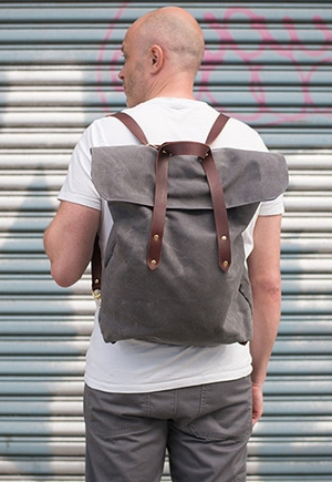 Father's Day // backpack