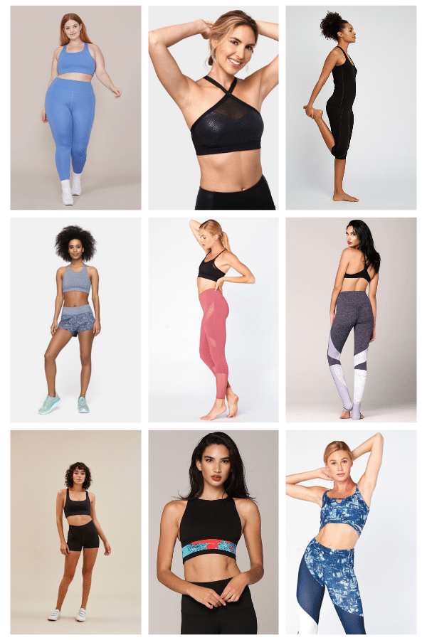 The Best Ethical And Eco Friendly Brands For Activewear And Athleisure