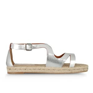 Stella McCartney sandals // eco-friendly beach essentials