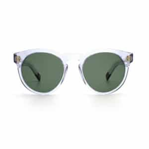Moby Dick sunglasses with clear frames // eco-friendly beach essentials