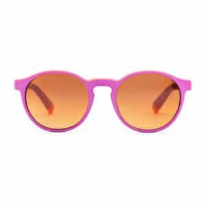 Pink sunglasses // eco-friendly beach essentials