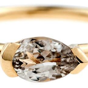 Ethical Jewelry Maker Bario Neal Dips Into Fairmined Gold