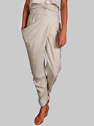 MATTER Prints pants are made by Asian artisans and come in unisex styles.