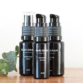 Green Beauty Review: Kari Gran's Sophisticated but Natural Skincare