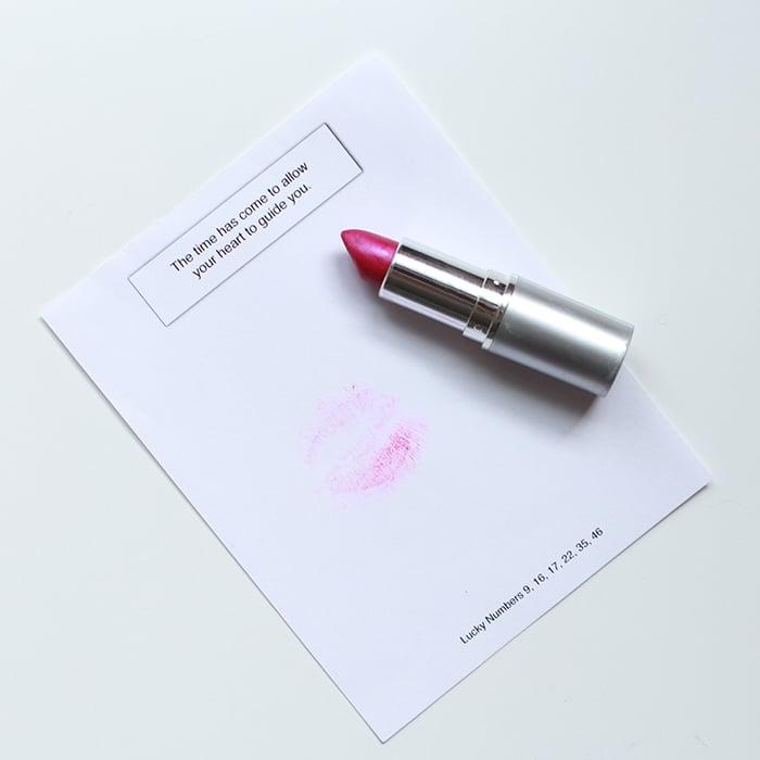 Au Naturale lipstick review